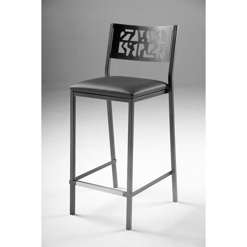 chaise de bar confortable gallery of tabouret bar. Black Bedroom Furniture Sets. Home Design Ideas